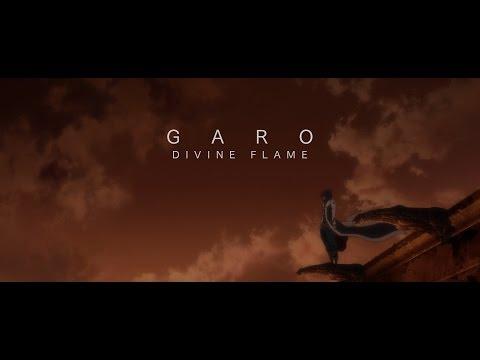 Leon vs Crimson Gale - Garo: Divine Flame Opening