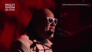 Stevie Wonder ~ Living For The City (Live) Global Citizens Concert 2013