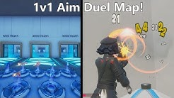 1v1 Aim Duel Map! | Best Close Range Aim Training