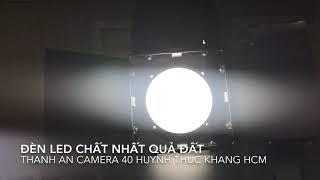Đèn led dịch vụ Livestream