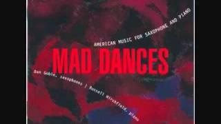 """DAVID DEL TREDICI: """"Acrostic Song"""" from """"Final Alice"""" - DAN GOBLE, Saxophone"""