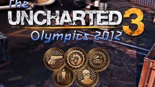 UNCHARTED 3 OLYMPIC GAMES 2012