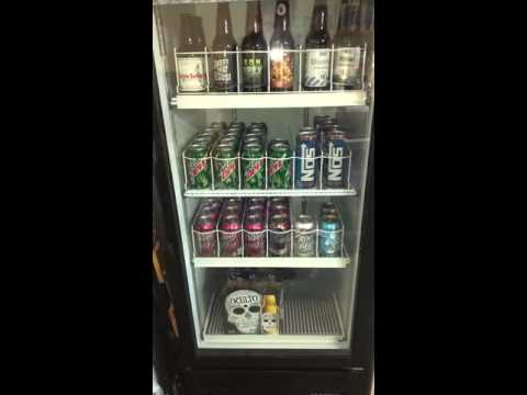 LEDs for my drink fridge