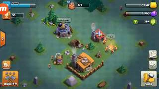 Clash of Clans Bauarbeiterbasis #02 angriffe