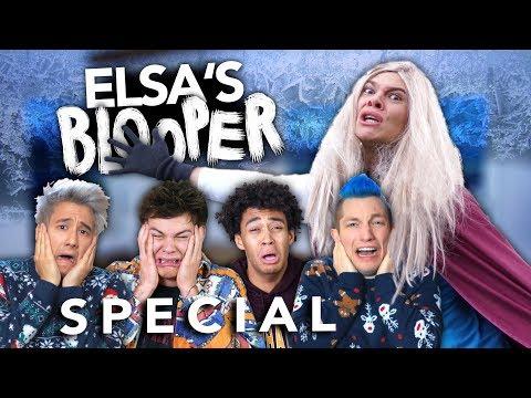 ELSA'S 10 MINUTEN BLOOPER SPECIAL | Joey's Jungle