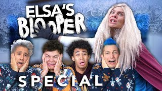 ELSA'S 10 MINUTEN BLOOPER SPECIAL | Joey's Jungle