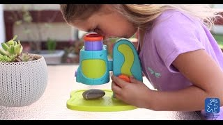 GeoSafari® Jr. My First Microscope by Educational Insights