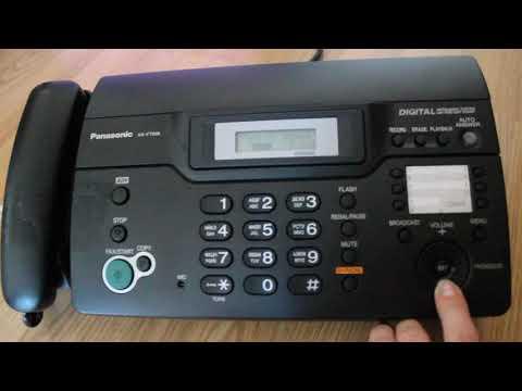 Вопрос: Как отправить факс без факсового аппарата?