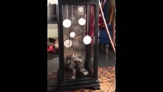 Charlie Chaplin Clock