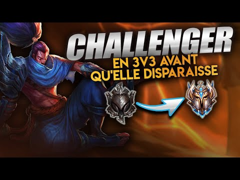 Vidéo d'Alderiate : [FR] ALDERIATE 3V3 - ROAD TO CHALLENGER AVEC SHODAIME ET VADE - EPISODE 1