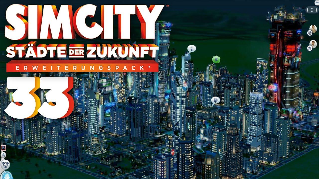 Sim City Städte Der Zukunft 033 Ein Hoch Auf Den Bürgermeister