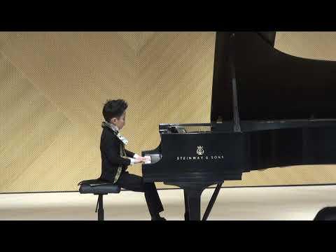 2019 CMC 7 Years Old Anson Zhou Heng Yu Plays Sonatina Op 151, No 1 By Diabelli