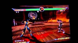 Mortal Kombat Armageddon Arcade: Scorpion (Difficulty: MAX) Wii