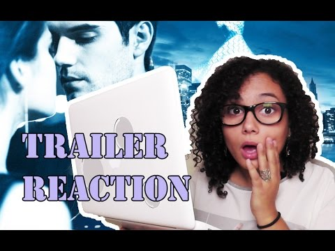 TRAILER REACTION   L  Fifty Shades Of Grey