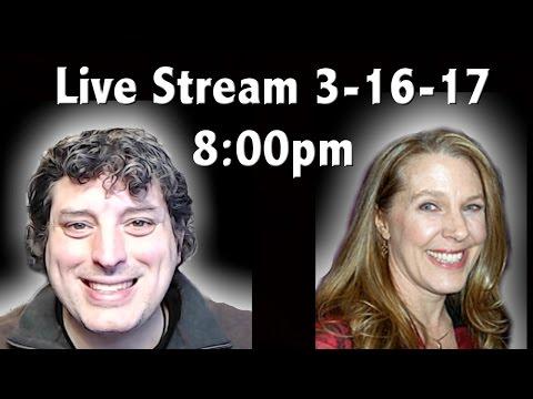 🔴 LIVE: Cynthia Sue Larson - Mandela Effect Roundtable 3-16-17 8:00pm EST.