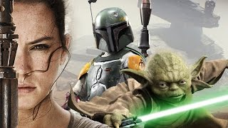 10 Coolest Star Wars: The Force Awakens Easter Eggs, References, and Cameos