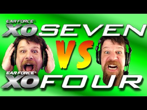 xo-seven-vs-xo-four-comparison---best-xbox-one-gaming-headsets
