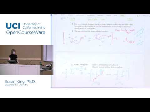 Chem 51C. Organic Chemistry. Lec. 14: Reactions at the Alpha-Carbon