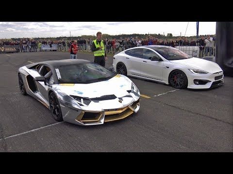 BEST of LAUNCH CONTROL ACCELERATIONS!! Aventador, E63, GT-R, R8