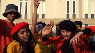 GHETTO FUNK - LIKE SUGAR (Chaka Khan Tribute)