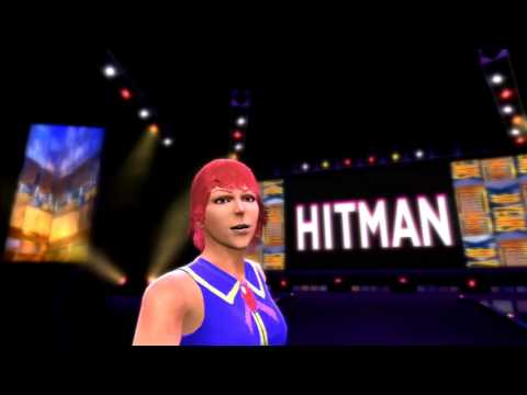 Monica Raybrandt WWE 2K14 Entrance