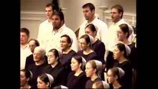 Antrim Mennonite Choir, Christmas 2008 part 2