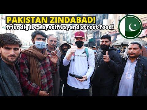 Lahore's Busiest Market and Hidden Alleyways @ Anarkali Bazaar – PAKISTAN FOOD TOUR & TRAVEL VLOG