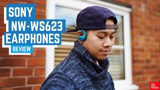 SONY NW-WS623 WALKMAN Sport Wireless Earphones Review