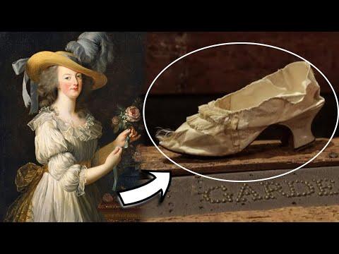 Marie Antoinette's Silk Shoe Sold for $51,000 in Versailles