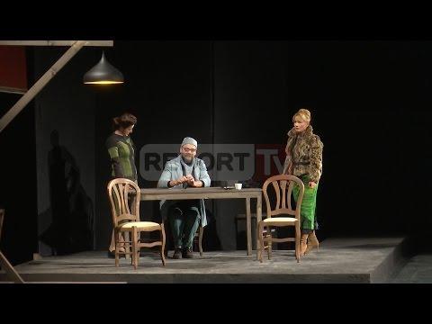 """Report TV - Për 3 netë radhazi """"Opera për tre grosh"""" ngjitet në Teatrin Kombëtar"""