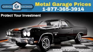 Metal Garage Kits Bethune | Garagebuildings.com