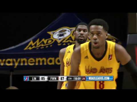 Alex Poythress Posts 32 Points, 11 Rebounds for Fort Wayne Mad Ants