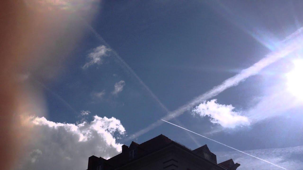 Streifen Am Himmel