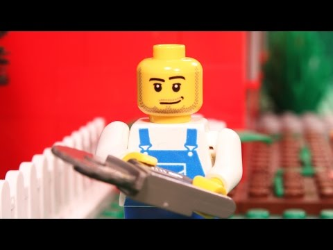 The Good Neighbor | LEGO Brickfilm