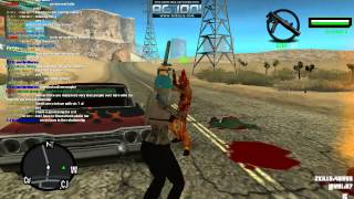 Virus-x Zombies MTA San Andreas