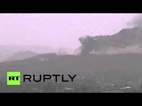 Yemen: Saudi-led strikes resume in Sanaa after five-day truce ends