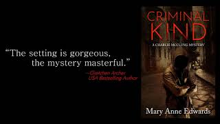 Criminal Kind: A Charlie McClung Mystery (Book 3)