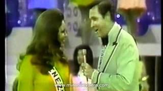 MARIA ANTONIETTA CAMPOLI, MISS VENEZUELA 1972