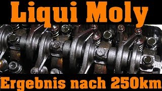 Liqui Moly Öl-Schlamm-Spülung RESULTAT nach 250 km | Projektauto Hyundai ATOS 🔧