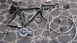 Bike Build: Scott CR1 Single Speed Project