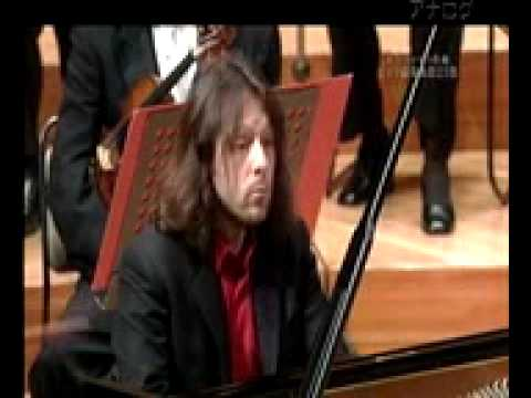 Yomiuri Nippon Symphony Orchestra & Frank Braley, Mozart Piano Concerto No.23 Mov.1-2