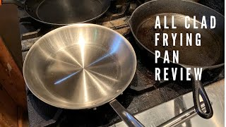 All Clad D5 Stainless Steel Frying Pan Review
