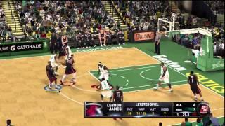 NBA2K11 - Playstation 3 HD Gameplay