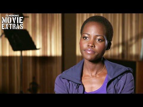 The Jungle Book | On-Set with Lupita Nyong 'Raksha' [Interview]