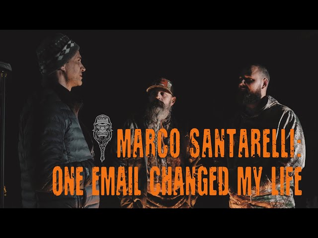Marco Santarelli: One Email Changed My Life