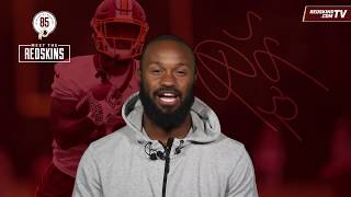 Meet The Redskins: Samaje Perine