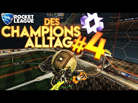 Doch noch gefangen! | Des Champions Alltag | Rocket League thumbnail