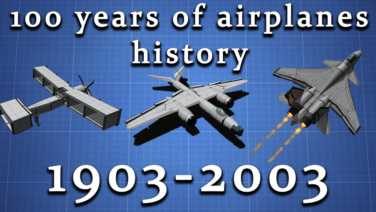 history of airplanes The first airplanes part of the wright brothers aeroplane company, a virtual museum of pioneer aviation, the invention of the airplane, and man's first flights.