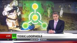 Toxic Loophole: (Israel) refuses to give up chemical weapon stock  12/15/13