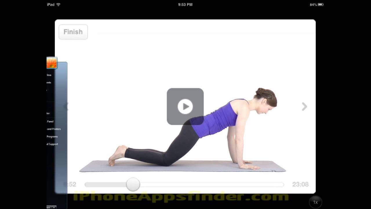 7b90f889778781 Yoga Studio for iPhone Review - YouTube